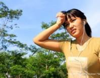 Cukup rutin jalan kaki, risiko diabetes berkurang
