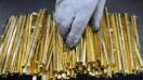 Harga emas Antam Kamis (29/9) turun Rp 1.000/gram