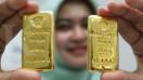 Berikut daftar harga emas Antam hari ini