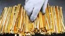 Harga emas Antam lebih mahal Rp 1.000/gram
